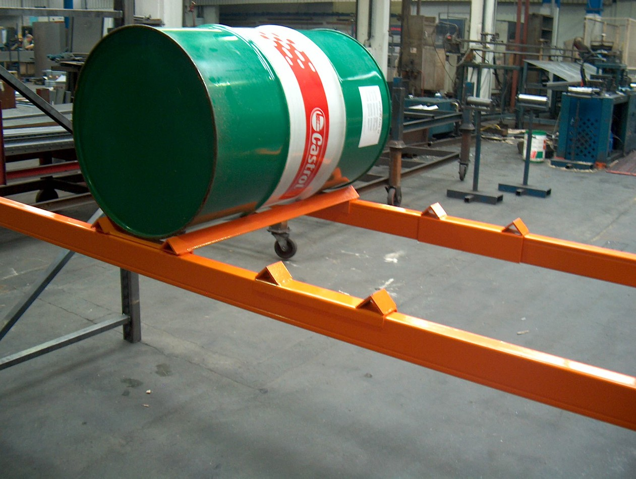Racking Coil Cradle