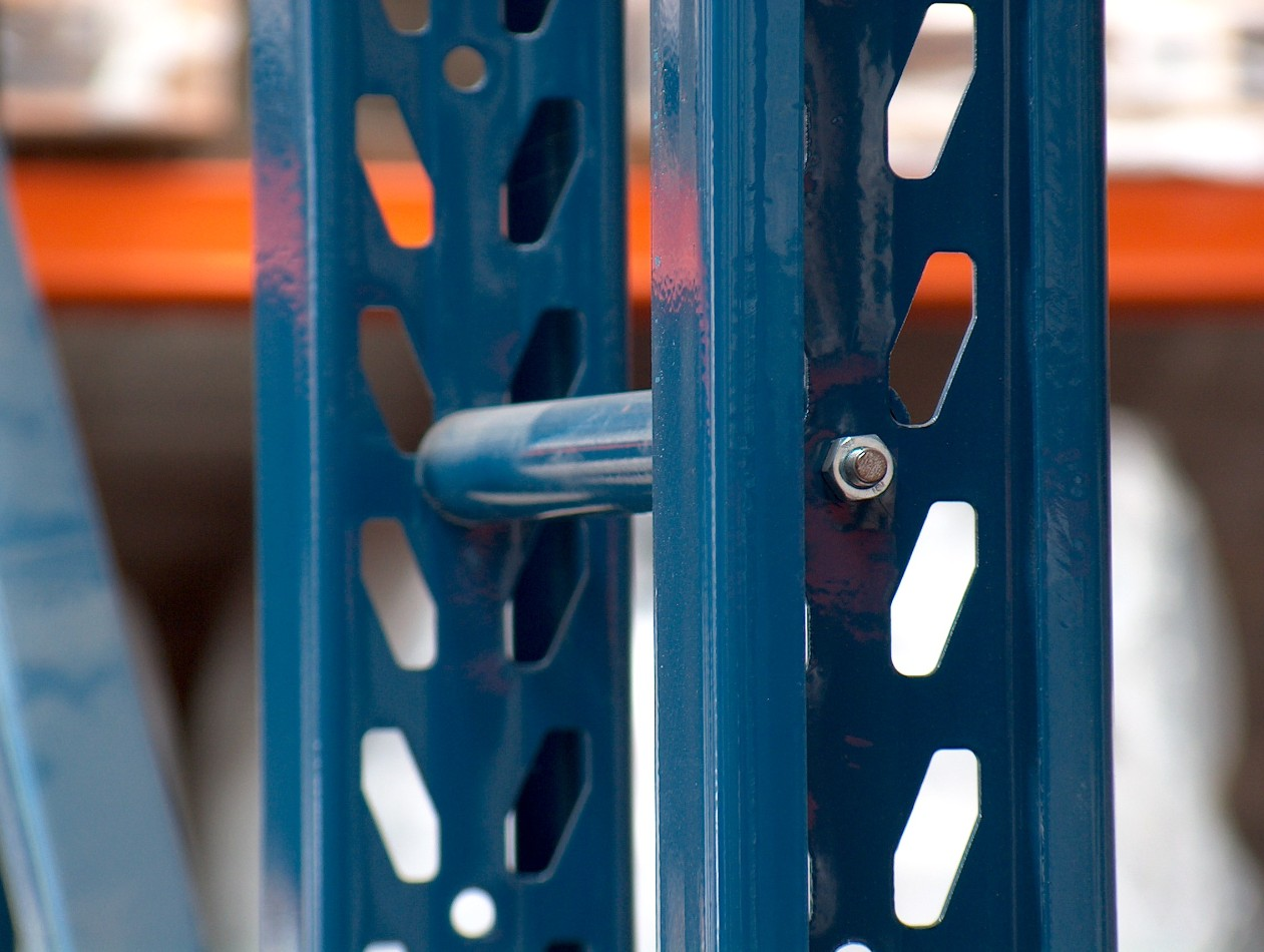 Pallet Racking Frame Row Spacer